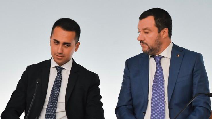 Manovra, prove di tregua Salvini-Di Maio. Pronto muro a difesa delle banche