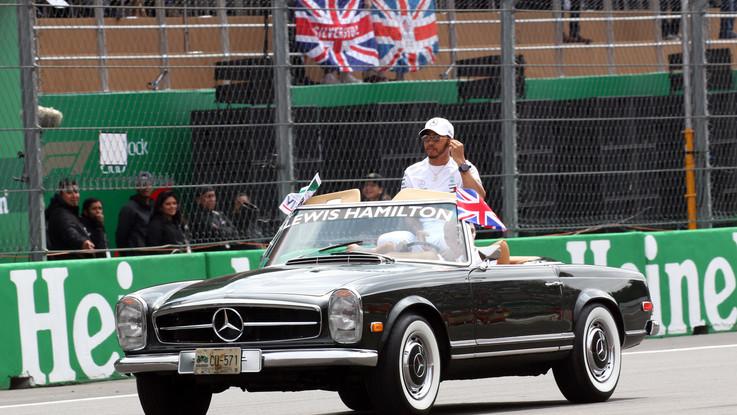 Gp Messico: Hamilton campione del mondo, trionfa Verstappen