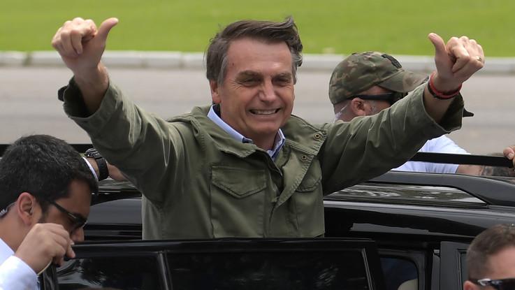 Il Brasile si consegna a Bolsonaro, l'Uomo Nero della destra estrema