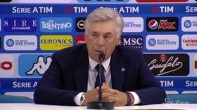 """Pareggio Napoli-Roma, Ancelotti: """"Non mi aspettavo niente di più"""""""