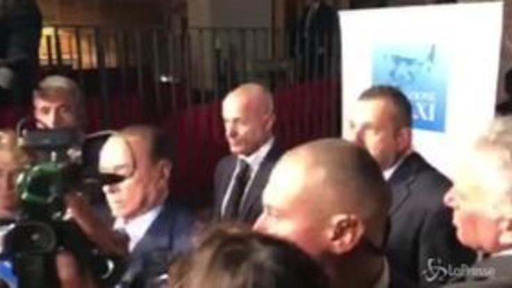 """Tav, Berlusconi: """"Dire no è senza senso, bene chi è sceso in piazza a Torino"""""""