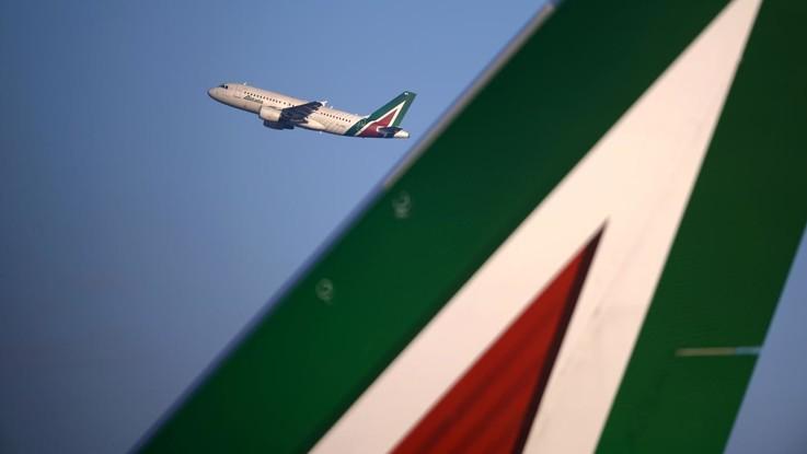 """Alitalia, Lufthansa: """"Non interessati a partnership con governo italiano"""""""