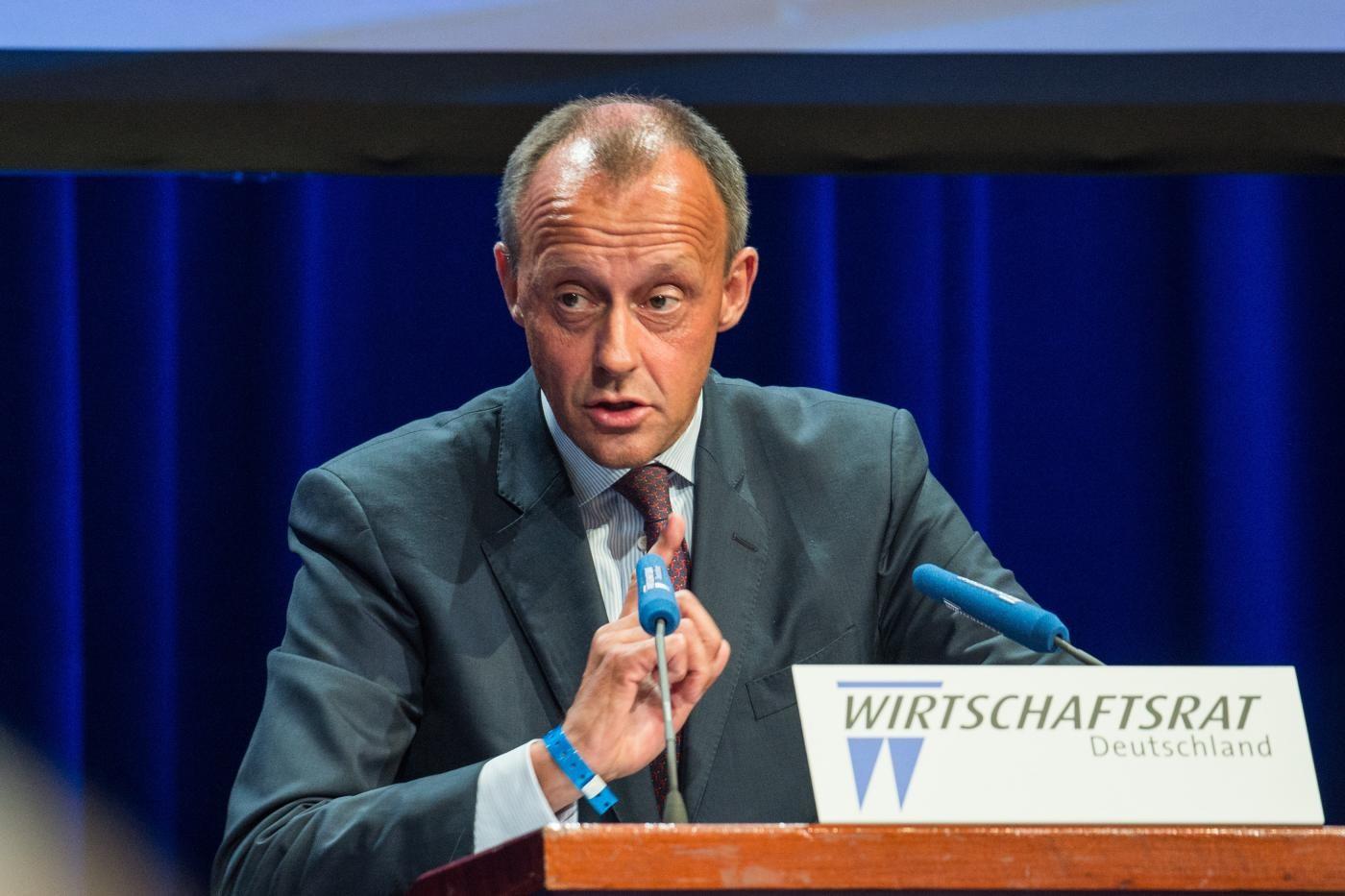Germania, Merz annuncia la sua candidatura alla presidenza della Cdu