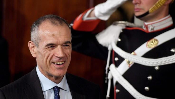 Carlo Cottarelli Pil fermo Conti a rischio Crescita più difficile