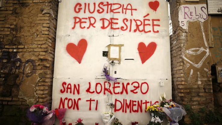 Ultimo saluto a Desirée: i funerali a Cisterna di Latina
