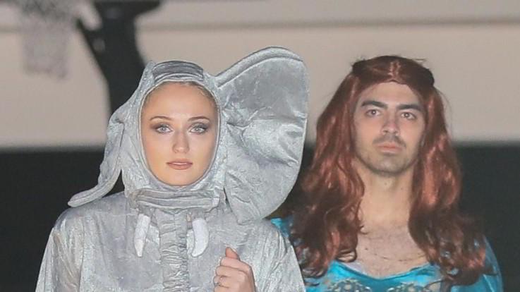 Joe Jonas nei panni di Sansa Stark: il miglior vestito di Halloween di sempre