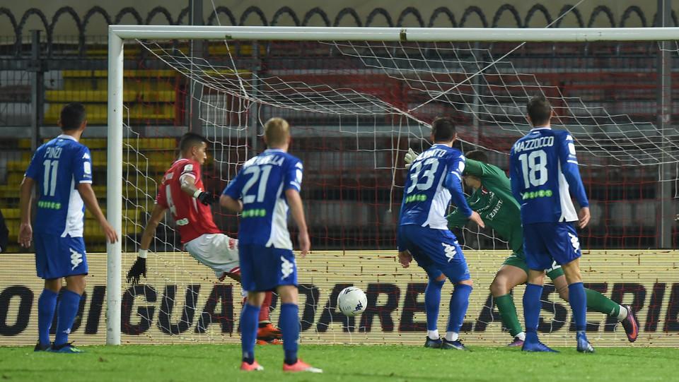 Perugia-Padova 3-2 - El Yamiq segna il gol, decisivo ©