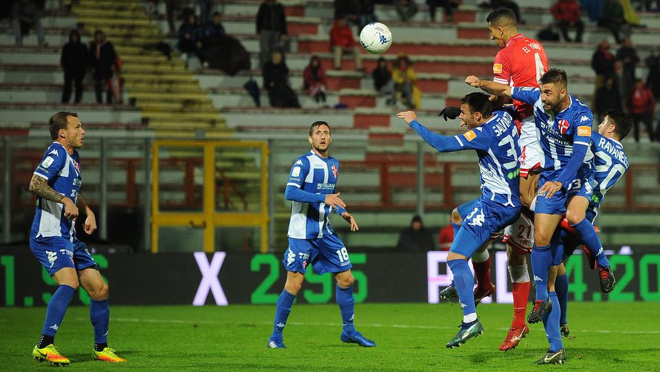 Perugia-Padova 3-2 - El Yamiq ©