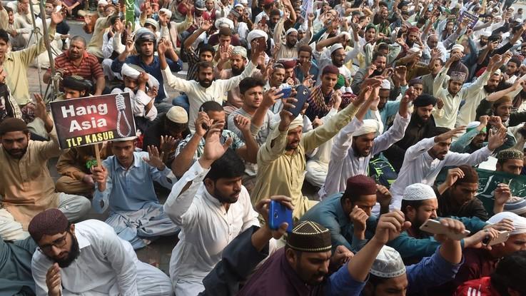 Pakistan, Asia Bibi assolta dalla Corte suprema