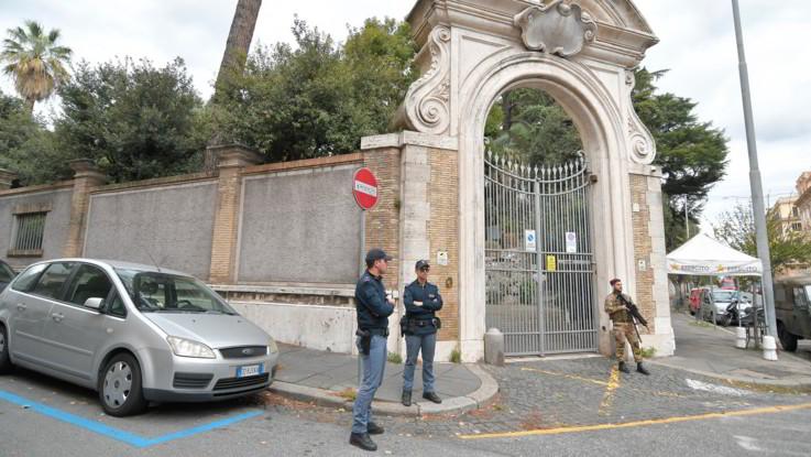 Orlandi, la sede della Nunziatura Apostolica a Roma: ecco dove sono state ritrovare alcune ossa