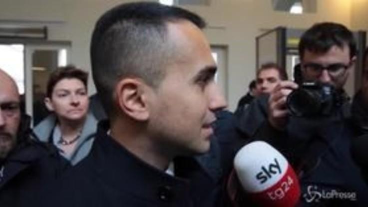 """Tav, Di Maio: """"Reinvestiamo quei soldi per fare la metro 2 a Torino"""""""