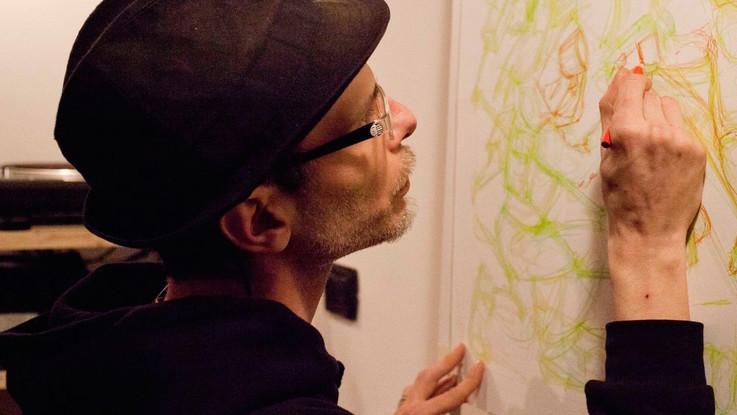 Torino, street artist Alessandro Caligaris morto soffocato da un boccone al ristorante