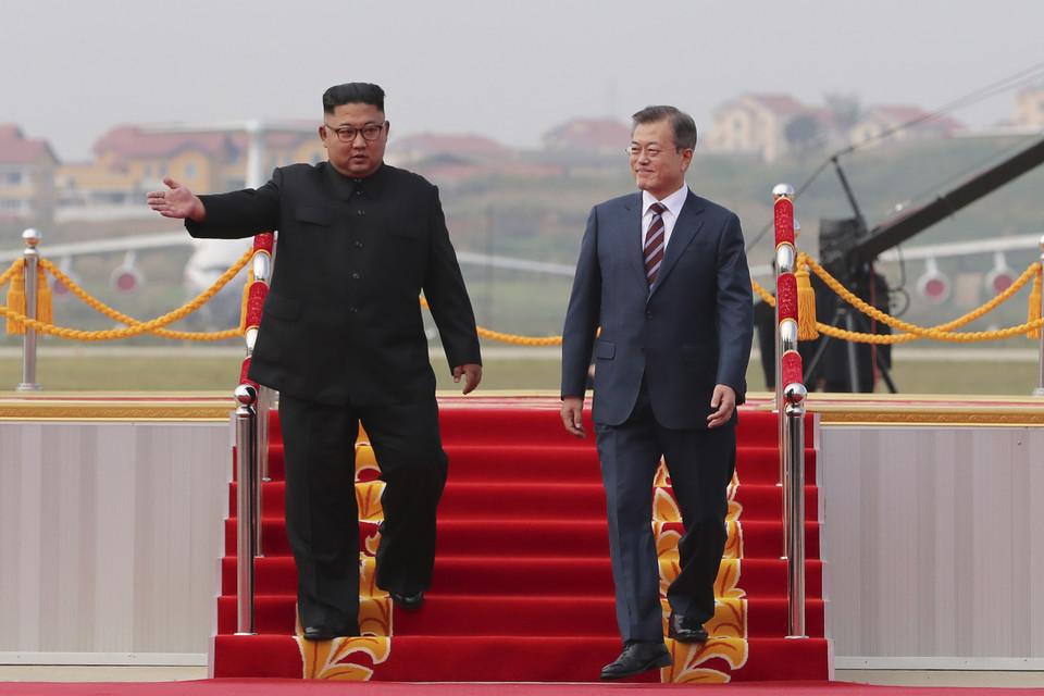 Tra le due Coree c'è solo pace: accordo per ospitare insieme le Olimpiadi 2032