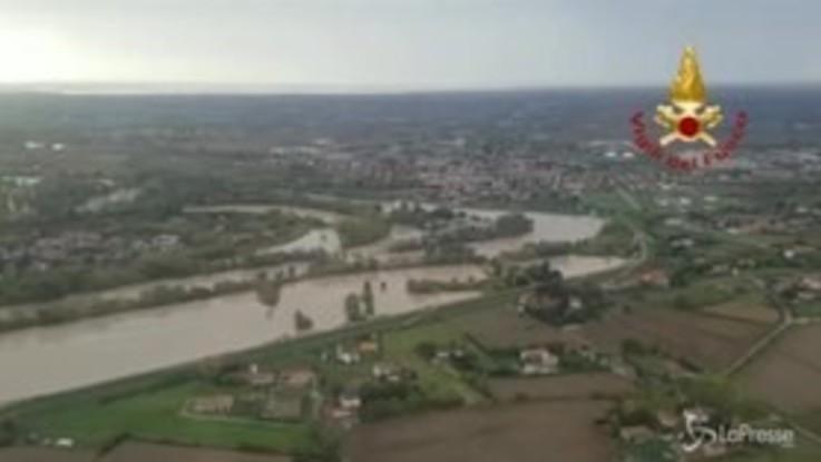 Maltempo, ancora allerta rossa in Veneto