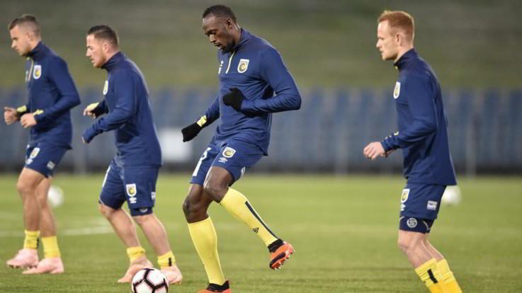 Sfuma il sogno di Bolt calciatore: niente accordo con gli australiani dei Central Coast Mariners