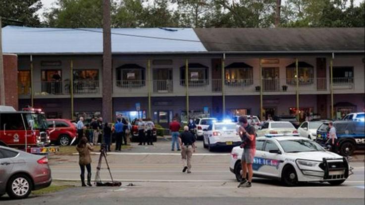 Usa, sparatoria in centro yoga in Florida: due morti, suicida il killer