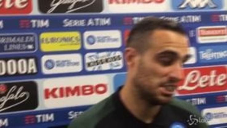 "Napoli, Maksimovic: ""Dobbiamo migliorare, troppi gol subiti"""