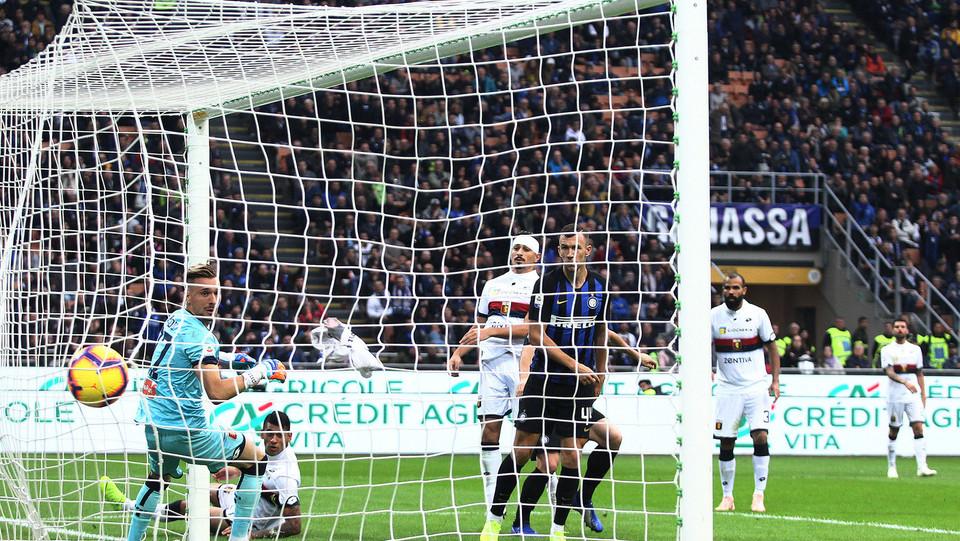 Gagliardini fa 3-0 nel secondo tempo ©