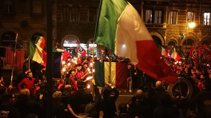 """CasaPound e antifascisti blindano Trieste. Di Stefano: """"Commemorazione pacifica sfruttata per fare polemica"""""""