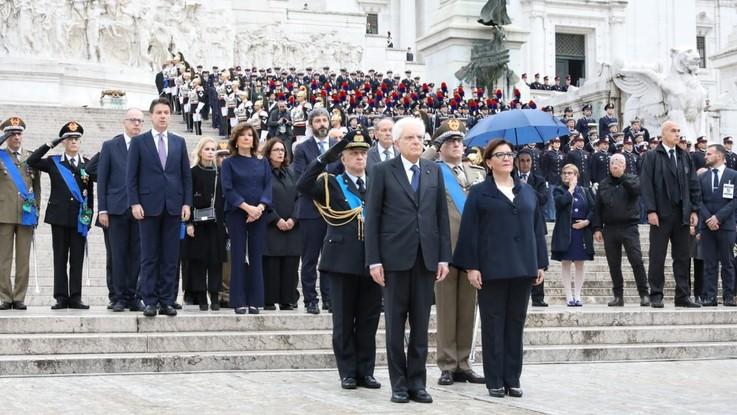 Cent'anni dalla fine della Grande guerra: le commemorazioni del 4 novembre