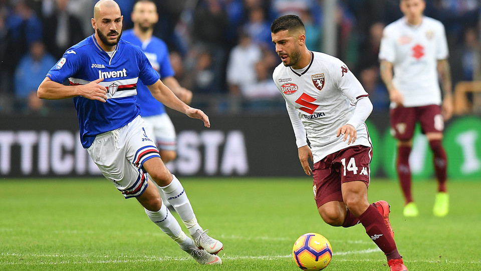Gol di Falque, 0-3 per il Torino ©