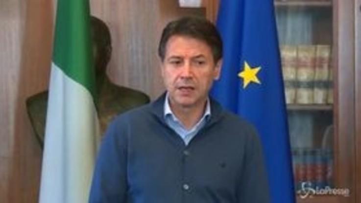 """Sicilia, Conte: """"Provvedimenti di emergenza, stanzieremo le prime somme"""""""