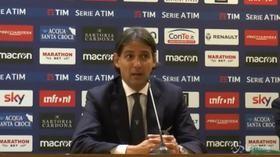 """Lazio, Inzaghi: """"Bravi i ragazzi a ripartire, buona gara"""""""