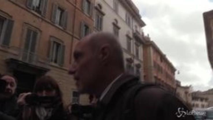 """Dl Sicurezza, De Falco: """"Non parlo più. Astensione su fiducia? Non so"""""""
