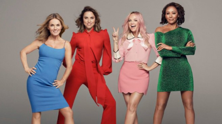 Le Spice Girls di nuovo insieme, ma senza Victoria Beckham