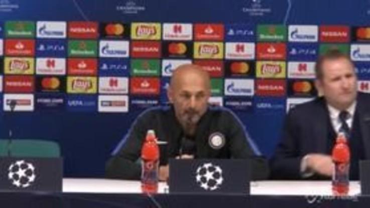 """Spalletti: """"Barcellona? Il livello più alto di difficoltà"""""""