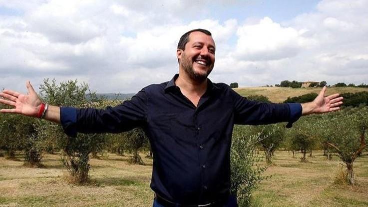 """""""Qualcuno aveva altre priorità"""". Salvini replica a Isoardi dopo la rottura"""