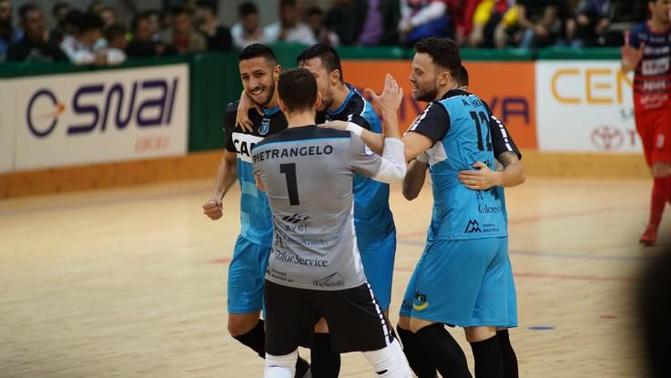 Calcio a 5, Serie A: la Came Dosson domina il derby con il Real Arzignano