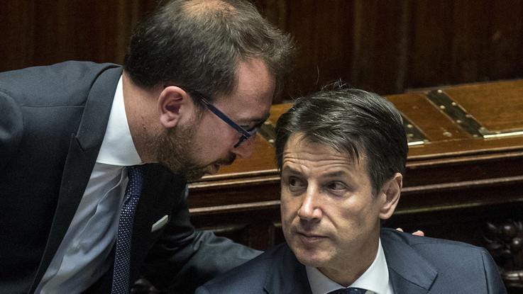 """Anticorruzione, Bonafede da Conte: """"Nessun passo indietro sulla prescrizione"""""""