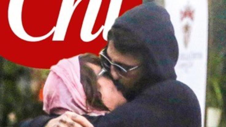 """Argento e Corona nuova coppia: ecco la foto del bacio. Asia: """"Lasciatemi sognare"""""""