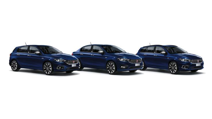 Fiat: ecco le nuove Tipo Mirror e Street
