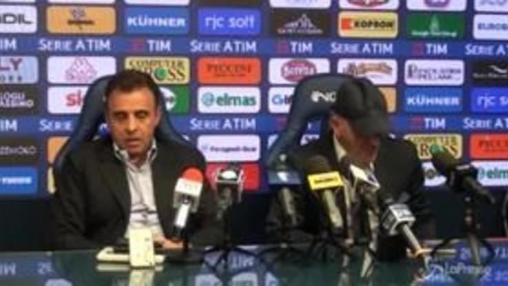 """Iachini, nuovo allenatore dell'Empoli: """"Alle qualità tecniche vanno abbinati anche altri fattori"""""""