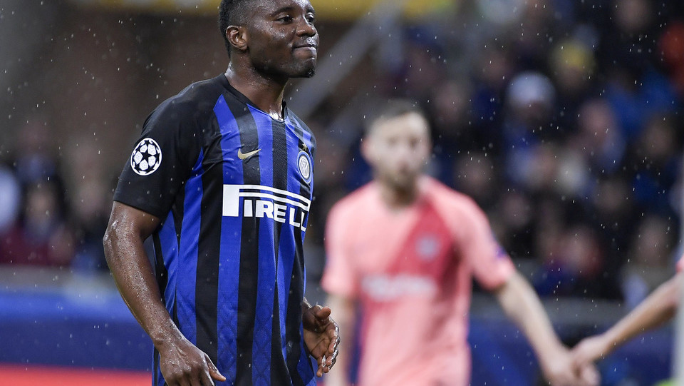 Asamoah va vicino al gol su assist di Perisic ©