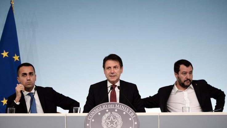 Prescrizione, resta impasse. La Champions 'blocca' vertice Salvini-Di Maio-Conte