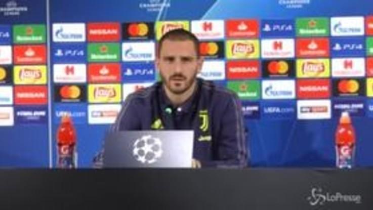 """Bonucci: """"Settimana importante per me e per la Juve"""""""