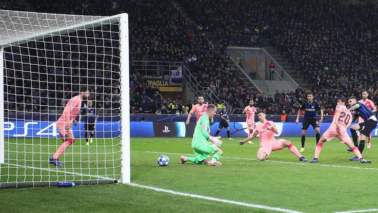 Champions League, Malcom-Icardi: tra Inter e Barça succede tutto nel finale