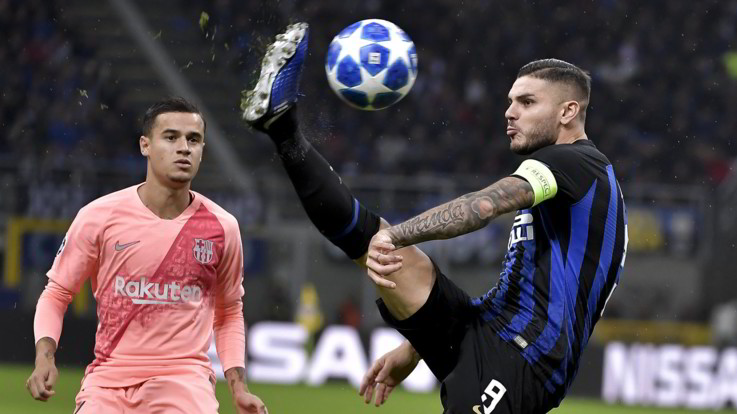 Champions League, Inter-Barcellona 1-1 | Il Fotoracconto
