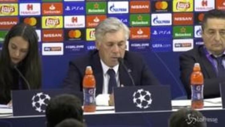 """Napoli-PSG, Ancelotti: """"Partita molto buona anche se complicata"""""""