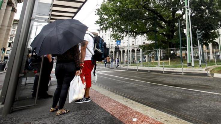Piove ancora e scendono le temperature: il meteo del 7 e dell'8 novembre