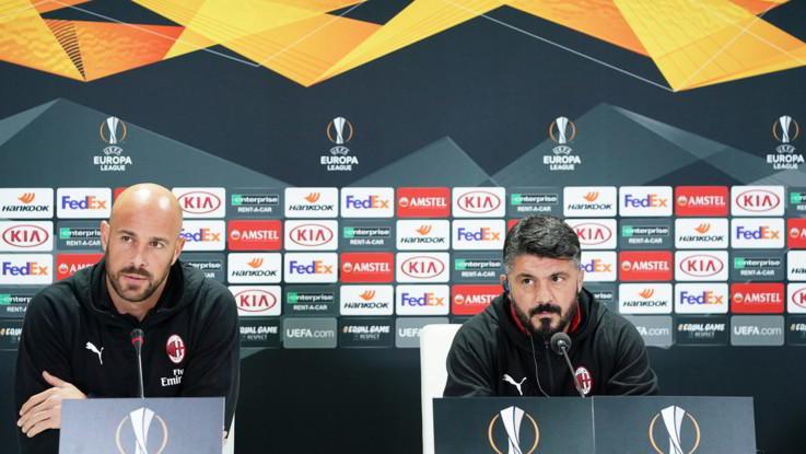 Europa league, Milan a Siviglia con alcuni 'conti' in sospeso