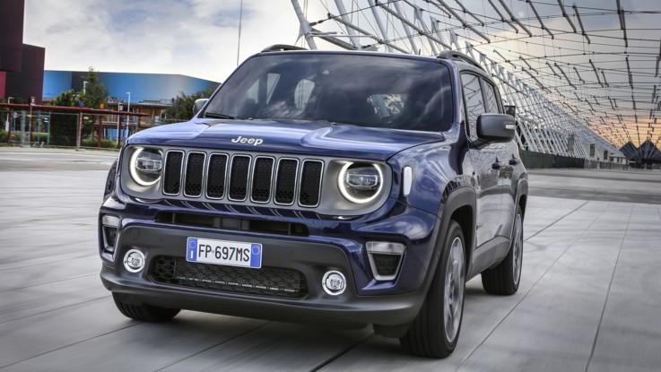 Jeep: operazione optional a novembre