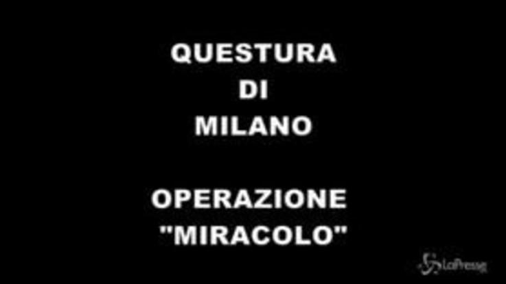 Spaccio di droga, 18 arresti a Milano