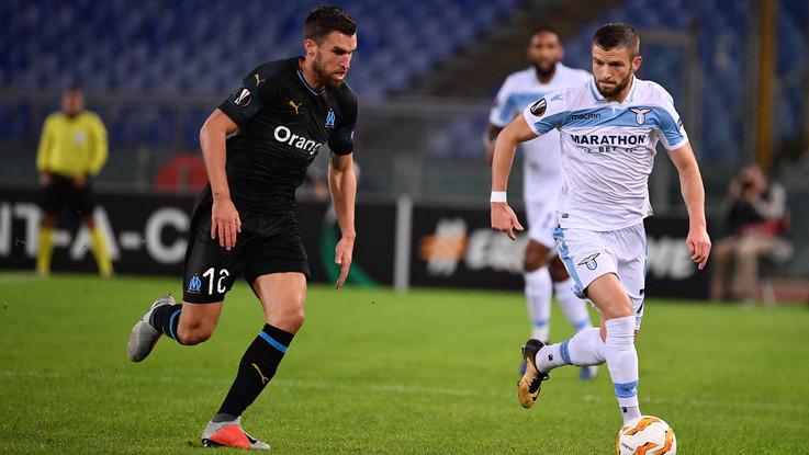 Europa League, Lazio-Marsiglia 2-1 | Il Fotoracconto