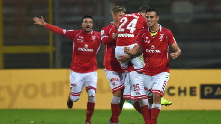 Serie B, la dodicesima giornata: tutti i risultati