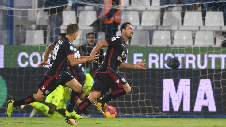 Serie A, Spal-Cagliari 2-2 | Il fotoracconto