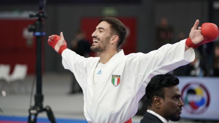 Karate, Mondiali: Crescenzo campione. Quattro medaglie per l'Italia